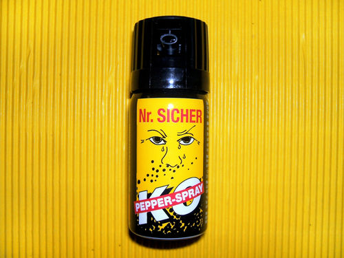 KO Pfefferspray 40 ml