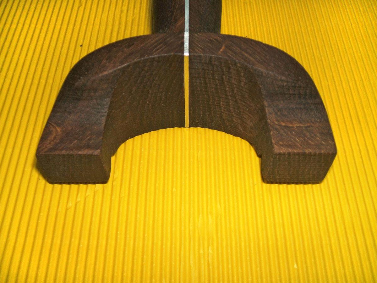wikinger schleuder eiche 2 highspeed b nder und 100. Black Bedroom Furniture Sets. Home Design Ideas