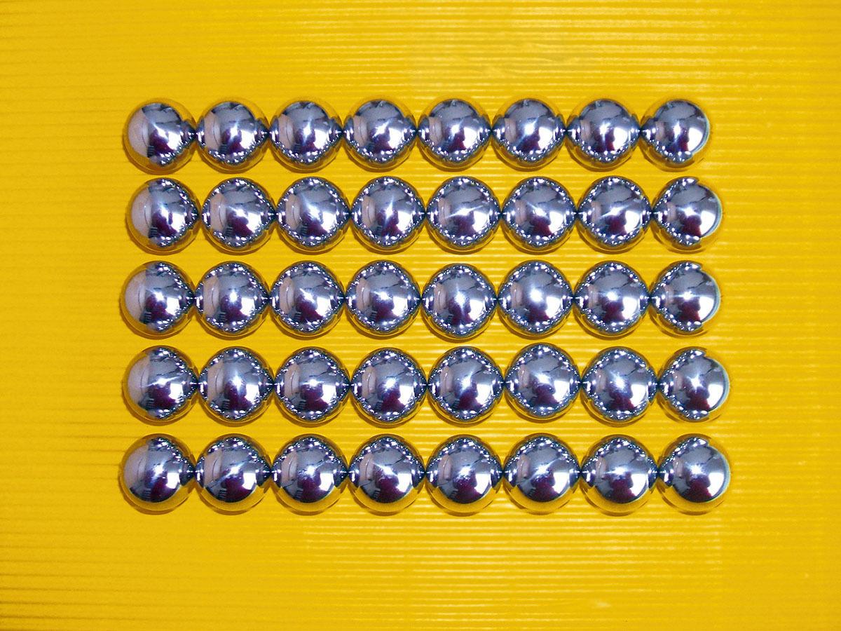Kugeln Stahlkugeln 16 mm Kugellager 100Cr6 DIN 5401 verschiedene Mengen